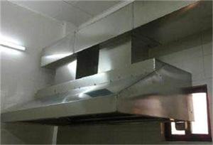 饭店厨房排油烟机