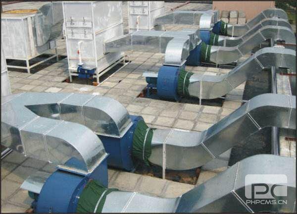 济南排烟罩生产厂家
